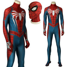 GIOCO Spiderman PS4 Spiderman Costume Da Supereroe Costume Di Halloween per adulti cosplay
