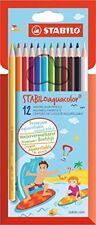 Crayons aquarelles de peinture STABILO