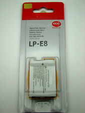 NEW BATTERY LP-E8 FOR CANON EOS 550D 600DSHIPPED BY REGISTERED MAIL