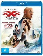 XXX - Return Of Xander Cage (Blu-ray, 2017)BRAND NEW & SEALED