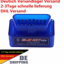 Mini ELM327 V2.1 OBD2 OBDII Bluetooth Adapter Auto Scanner TORQUE ANDROID WA