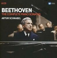 Artur Schnabel - Beethoven: The Complete Piano Sonatas (NEW CD SET)