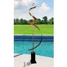 Jon Allen Metal Art Sculpture Large Modern Abstract Copper Indoor Outdoor Decor