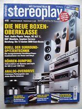 Stereoplay 4/05, Cayin a 50 T, DynaVox VR 70e, Linn kisto, nad l 53, Isophon Corvara