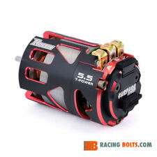Motor sin escobillas Sensored Surpass V4S cohete - 8.5T modificado SPV4S085 RC Carrera UK