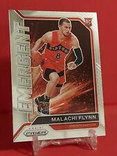 New listing 2020-21 Panini Prizm Basketball NBA Malachi Flynn EMERGENT Rookie Card RC No. 20