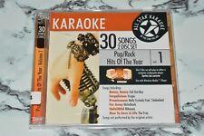 All Star Karaoke - Pop/Rock Hits Of The Year - Volume 1 (2-Disc Cd+G Set, 2007)