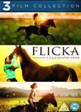 Flicka 1+2+3 Country Pride Box set DVD Region 4