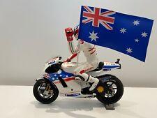 Minichamps 1:12 - Casey Stoner - 2009 Australia Ducati Desmosedici and figure