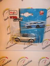 MAISTO FRESH METAL model PORSCHE 550 SPEEDSTER JAMES DEAN