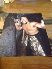 Meng King Haku Signed 8X10 WWE WCW Photo PSA/DNA Quick Opinion