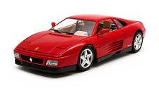 1:18  Bburago 1989 Red Ferrari 348TB 348 TB Item 3039