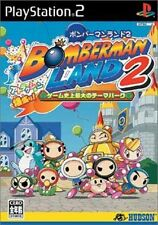 Used PS2  Bomberman Land 2 SONY PLAYSTATION JAPAN IMPORT