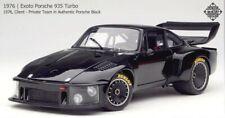 1:18 Exoto Porsche 935 Turbo Private Team 1976 black schwarz RLG18101, NEU & OVP
