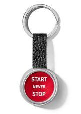 Original Audi R8 Sport Keyring Start/Stop Keychain Key Ring 3181800200 New