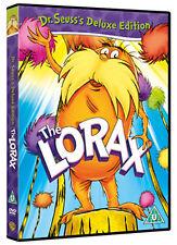 DVD:THE LORAX - NEW Region 2 UK