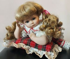 Porcelain Doll, Princess House (3470) HEATHER