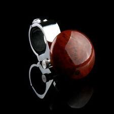 Universal Car Power Steering Wheel Round Ball Spinner Handle Knob Booster Retro