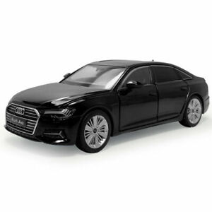 1:32 Audi A6 Compact Executive Car Vehicle Collection Model Pull Back Diecast