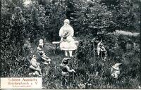 """uralte AK, Schöne Aussicht Reichenbach im Vogtland """"Schneewittchen"""", 1910"""