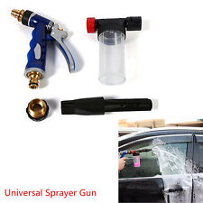 Adjustable Car Cleaning Pressure Wash Water Foamaster Soap Snow Foam Sprayer Gun