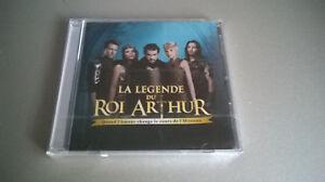 CD LA LEGENDE DU ROI ARTHUR