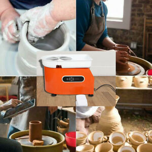 Pottery Wheel Machine Electric Pottery Wheel Ceramic Machine Work Clay Art Craft