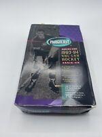 Brand New 1993-94 UPPER DECK Parkhurst Series One Hockey Factory Box
