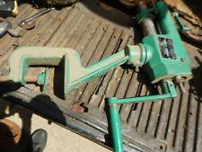 Usa Made Tennsmith R22 Rotary Tool 22 Gauge Ga Sheet Metal Tin Smith Toolin