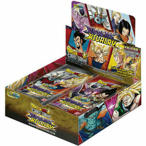 DBS Supreme Rivalry Booster Box (BT13) - Brand New - Factory Sealed
