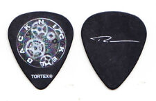 Nickelback Ryan Peake Signature Black Tortex Guitar Pick - 2012 Tour