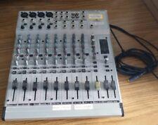 (1) Behringer mixer MX 1604A Eurorack