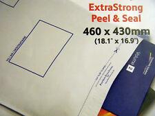 25 x Plastique Sacs postaux postpak Poly Envelopes 460 x 430 mm