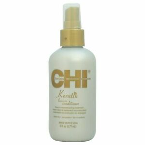 Keratin Leave-In Conditioner by CHI for Unisex - 6 oz Conditioner