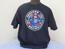 Spokane Chiefs Baseball Team T-shirt - Recycle Man Graphic - Men's XL !!