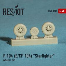 ResKit 1/48 CF-104 Starfighter Wheels Set