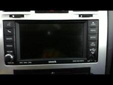 Audio Equipment Radio Display And Receiver Radio DVD Fits 08-10 300 774087