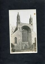 Postcard - c1930's  View Of Tewkesbury Abbey, Gloucestershire