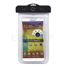 Universal Swimming Waterproof Neck Armband Dry Bag Pouch Case For Mobilephone