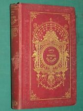 Voyages de Gulliver J. SWIFT Notice W. SCOTT ill. GRANDVILLE  1876