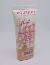 BOURJOIS MATT LOVELY Foundation No.23 Beige 0.7Fl.oz/20ml