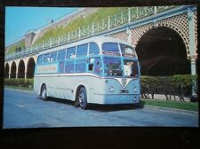 POSTCARD BRITISH EUROPEAN AIRWAYS  1953 AEC REGAL IV BUS