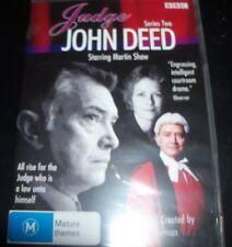 Judge John Deed Series Season 2 (Australia Region 4) BBC DVD - New