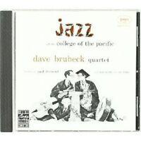 DAVE QUARTET BRUBECK - JAZZ AT COLLEGE OF THE PACIFIC  CD NEU