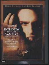 Interview with the Vampire DVD 1994 Cruise Pitt Banderas (Original Packaging)