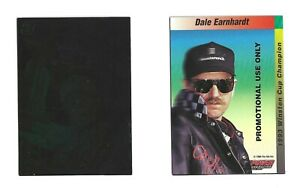 1994 Power Dale Earnhardt Sr. HOLOGRAM PROMO SCARCE! Unnumbered! ONE CARD ONLY!