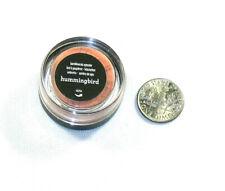New ListingbareMinerals Hummingbird Shadow Eyecolor 0.28g half size peach gold copper shim