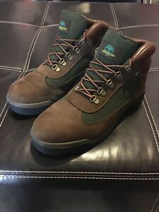 Timberland Field Boot Beef And Broccoli Men's Size 12