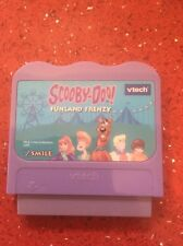 Scooby Doo Funland Frenzy Game Vtech V.Smile Motion Active Learning System
