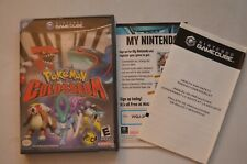 Pokemon Colosseum Nintendo Gamecube Case, Cover Art & Inserts ONLY (NO GAME)